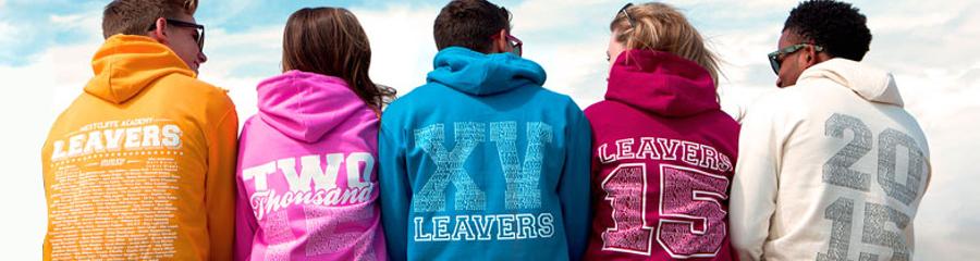 leavershoodies